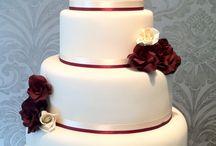 Wine Quince cake
