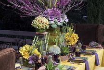 Tablescapes / by Susan Iverson
