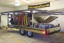 Tool trailers