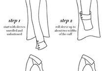 fashion tricks and tips