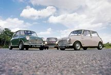 Three #ClassicMini striking movie poster poses. Can you figure out the model and year? - photo from miniusa