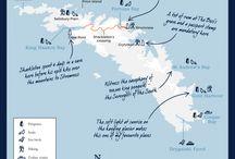 Polar Regions Maps