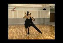 Taniec uklady