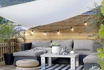 Terrazas / Ideas para decorar terrazas