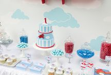 Vintage Airplane Party Ideas