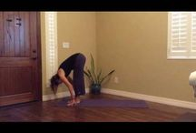 Root Chakra {Movement} / Yoga and exercise to balance the root chakra. #rootchakra #chakras #everydaychakras
