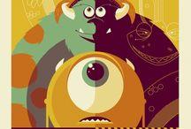 Tom Whalen - StrongStuff.net / Grafiki tego artysty są świetne - wszystkie mają swój styl i klimat. A najlepiej, że nie są to najnowsze produkcje, ale często stare klasyki :)