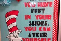 Dr. Seuss / by Jackie Collie