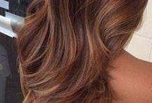 Frisur und Haar