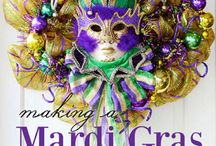 Holidays:  Mardi Gras / by Judianne Graham