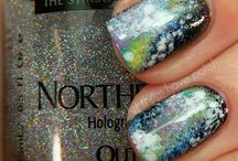 Nail Art /  polish-a-holics / by Hande Kurt