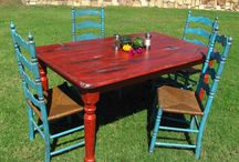 tables refurnished