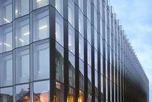 facade / glass