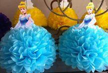 compleanno principesse Disney