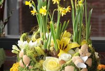 Easter, spring decor