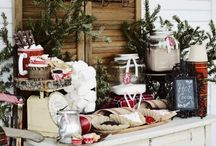 Wonderful Winter Weddings / Winter is just around the corner! Some stunning inspiration for all you snow bunnies!
