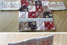 patchwork tašky