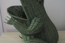 лягушка плетение