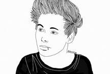 •drawing•boys•