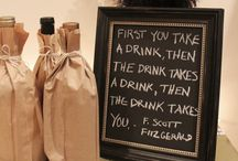 Drink & Cocktail Quotes