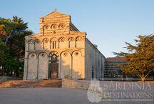 Chiese e monasteri sardi