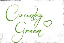 ~♡~Country Green~♡~