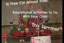 Summer activities  / by Beth Eymard