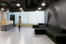 Nike | Office Brand Installations / Brand art installations for Nike's office in Beijing, China