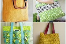 Sewing - Bags / by Becky Buchanan