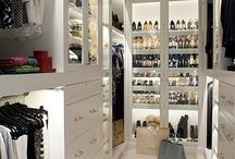Closets and wardrobes