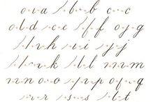handwriting examples worksheet