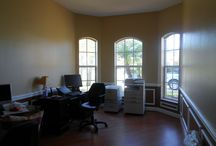 New office I created for someone / by Shelly Brantner Stevens