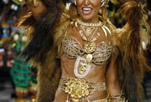 Escola de Samba!!! / Brazilian Carnival / by Michelle McCain