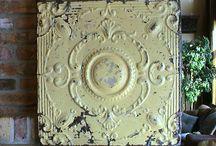 antique tin ceilings