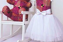mode africa enfant