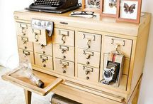 Card Catalog / by Tracie Alger