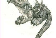 Dragon baby