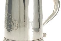 Antique Silver / Rutherford's have a large collection of antique silver from the 17th to the 21st Century. We carry pieces by Hestor Bateman, Nathaniel Mills, John Lingard and Anthony Nelme, among many others.