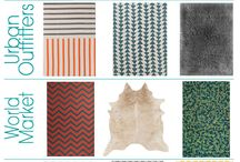 Home accents (rugs)