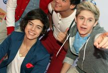 One direction (hotness) / by Isabelle Birk