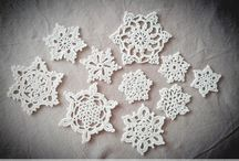 crochet--christmas stuff