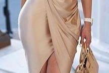 セクシーなドレス