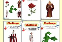 ICT - Drawing - Art Challenges for EYFS - Primary Children