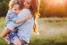 fotos madre e hijo
