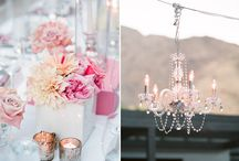 pink & silver wedding / by Ava Phillips