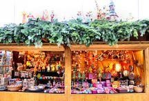 christmas market / by Erika Roche