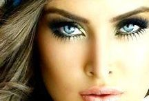 Makeup.... / by Cresta Lopez