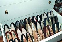 αποθήκευση   παπούτσια