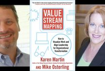 Value Stream Mapping / by The Karen Martin Group