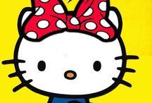 Hello Kitty / by Kim